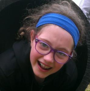 Sarah, 12