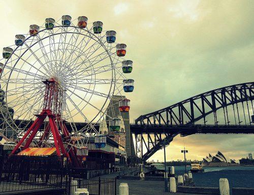 CMT Aussie Kids Amusement Park Day